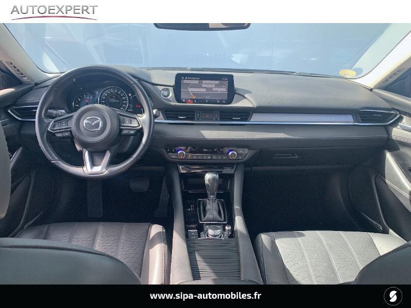 Mazda Mazda 6 2.2 SKYACTIV-D 184ch Sélection BVA Noir occasion à Villenave-d'Ornon - photo n°3