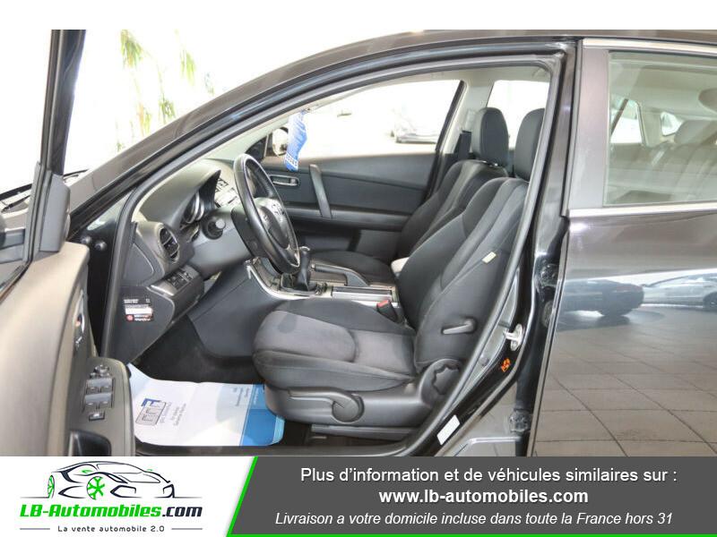 Mazda Mazda 6 2.2L MZR - CD 163 Noir occasion à Beaupuy - photo n°4