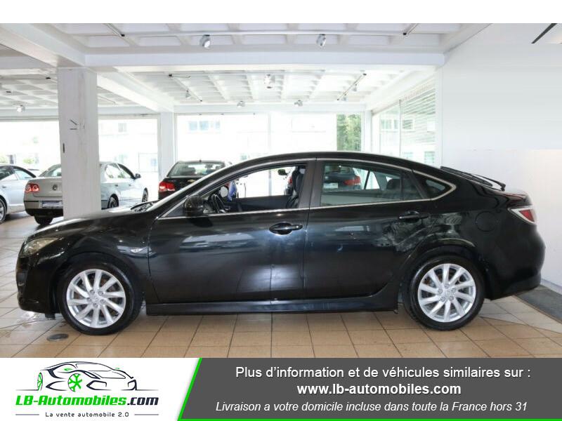 Mazda Mazda 6 2.2L MZR - CD 163 Noir occasion à Beaupuy - photo n°8