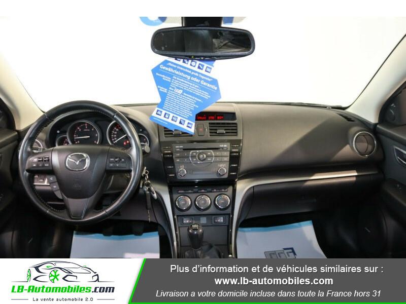Mazda Mazda 6 2.2L MZR - CD 163 Noir occasion à Beaupuy - photo n°2
