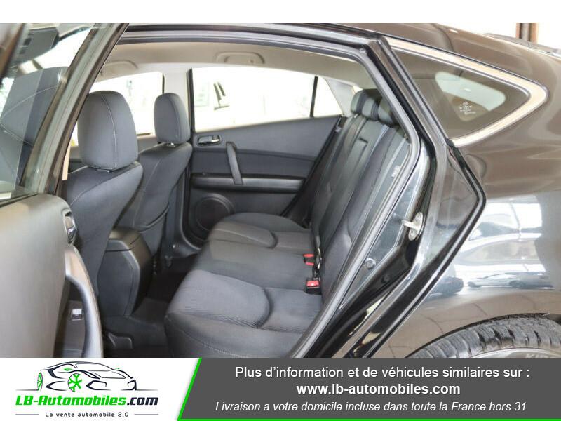 Mazda Mazda 6 2.2L MZR - CD 163 Noir occasion à Beaupuy - photo n°5