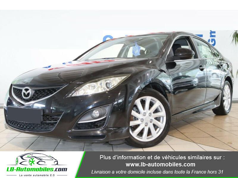 Mazda Mazda 6 2.2L MZR - CD 163 Noir occasion à Beaupuy