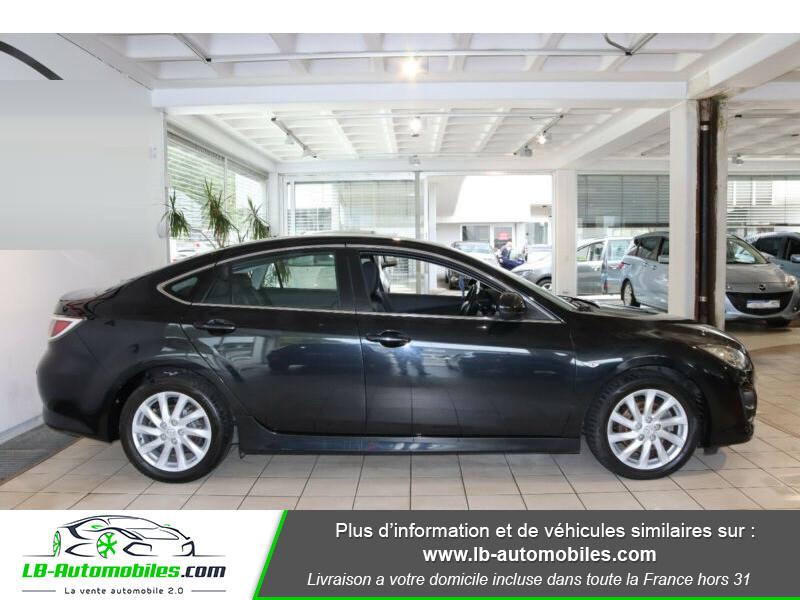 Mazda Mazda 6 2.2L MZR - CD 163 Noir occasion à Beaupuy - photo n°9