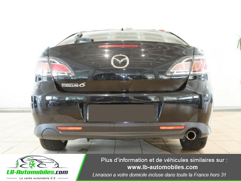 Mazda Mazda 6 2.2L MZR - CD 163 Noir occasion à Beaupuy - photo n°10