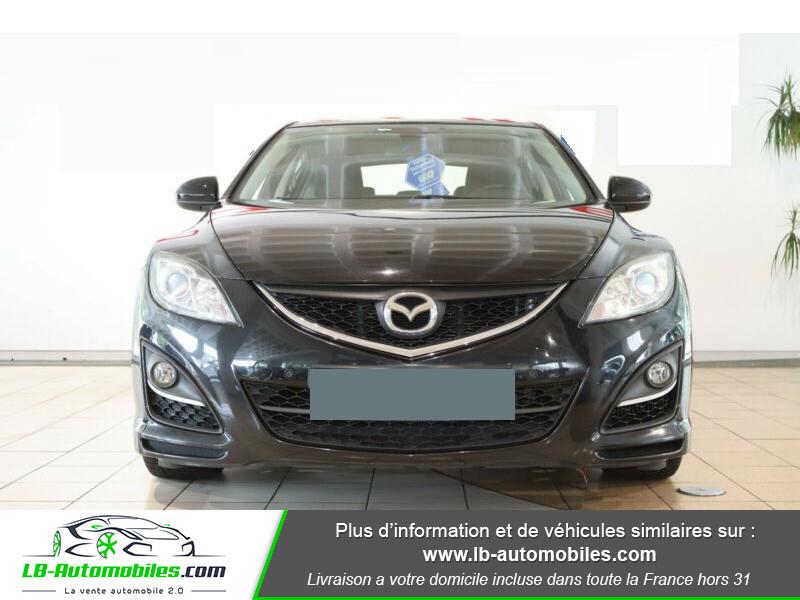 Mazda Mazda 6 2.2L MZR - CD 163 Noir occasion à Beaupuy - photo n°7