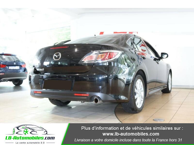 Mazda Mazda 6 2.2L MZR - CD 163 Noir occasion à Beaupuy - photo n°3