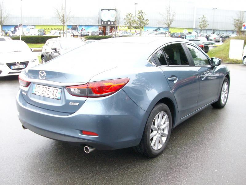 Mazda Mazda 6 elegance 150 skyactiv  occasion à Brest - photo n°3