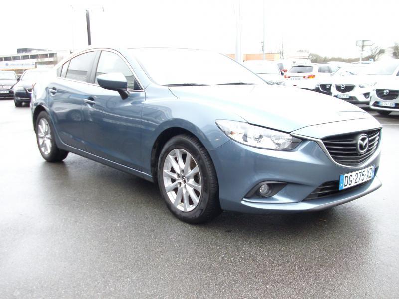 Mazda Mazda 6 elegance 150 skyactiv  occasion à Brest - photo n°2