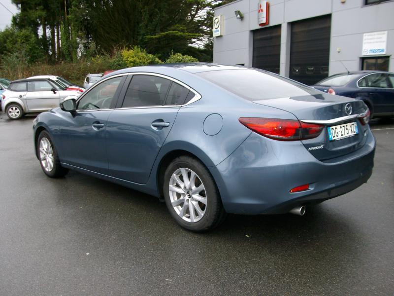 Mazda Mazda 6 elegance 150 skyactiv  occasion à Brest - photo n°4