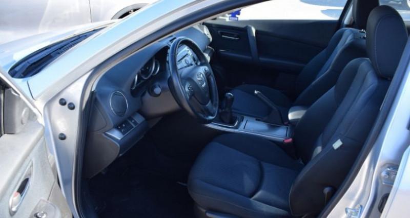 Mazda Mazda 6 FW 2.2 MZR-CD163 ELEGANCE Gris occasion à VENDARGUES - photo n°3