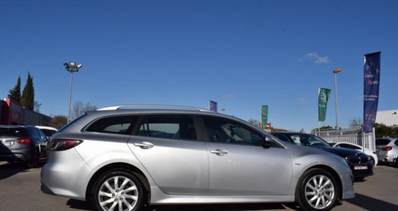Mazda Mazda 6 FW 2.2 MZR-CD163 ELEGANCE Gris occasion à VENDARGUES - photo n°6