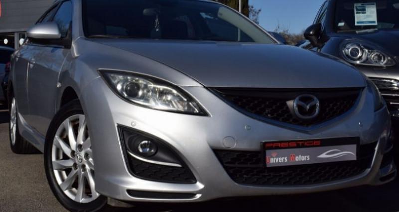 Mazda Mazda 6 FW 2.2 MZR-CD163 ELEGANCE Gris occasion à VENDARGUES