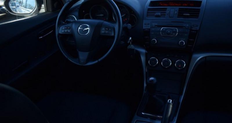 Mazda Mazda 6 FW 2.2 MZR-CD163 ELEGANCE Gris occasion à VENDARGUES - photo n°2