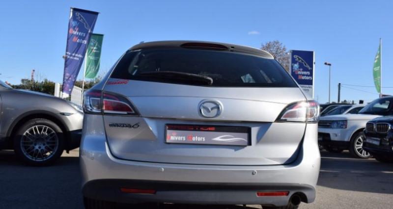 Mazda Mazda 6 FW 2.2 MZR-CD163 ELEGANCE Gris occasion à VENDARGUES - photo n°7