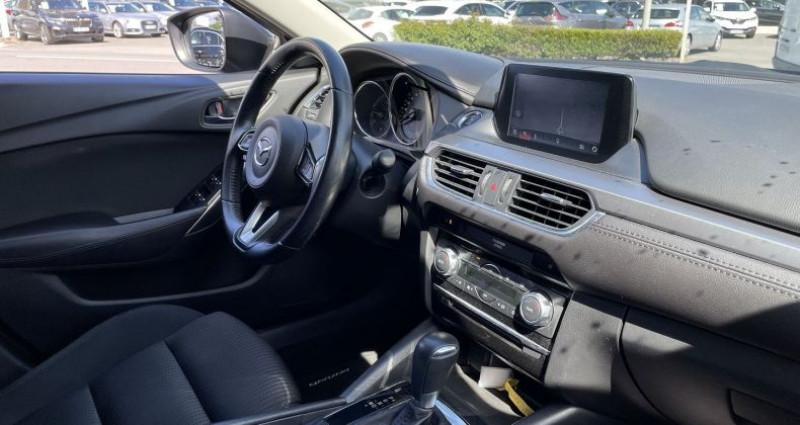 Mazda Mazda 6 FW 2.2 SKYACTIV-D 150 DYNAMIQUE BVA Gris occasion à GUER - photo n°5