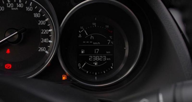 Mazda Mazda 6 III 2.2 SKYACTIV-D 150 ELEGANCE Gris occasion à Chambourcy - photo n°5
