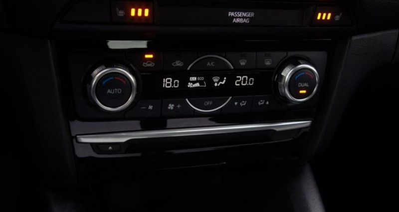 Mazda Mazda 6 III 2.2 SKYACTIV-D 150 ELEGANCE Gris occasion à Chambourcy - photo n°7