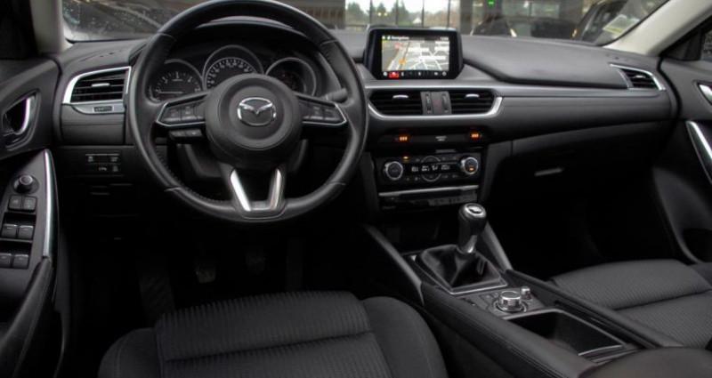 Mazda Mazda 6 III 2.2 SKYACTIV-D 150 ELEGANCE Gris occasion à Chambourcy - photo n°2
