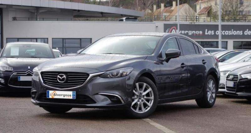 Mazda Mazda 6 III 2.2 SKYACTIV-D 150 ELEGANCE Gris occasion à Chambourcy