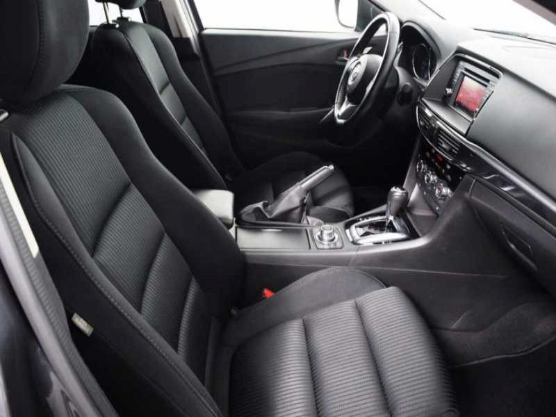Mazda Mazda 6 Kombi 2.0 SkyActiv-G 165 Gris occasion à Beaupuy - photo n°4