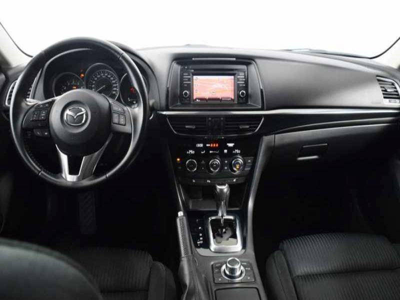 Mazda Mazda 6 Kombi 2.0 SkyActiv-G 165 Gris occasion à Beaupuy - photo n°2