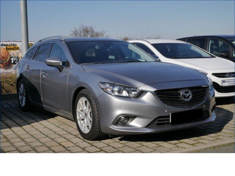 Mazda Mazda 6 Kombi 2.0 SkyActiv-G 165 Gris occasion à Beaupuy