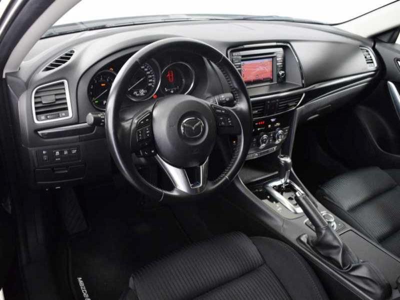 Mazda Mazda 6 Kombi 2.0 SkyActiv-G 165 Gris occasion à Beaupuy - photo n°5