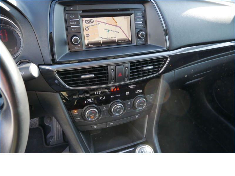Mazda Mazda 6 Kombi 2.0 SkyActiv-G 165 Gris occasion à Beaupuy - photo n°6