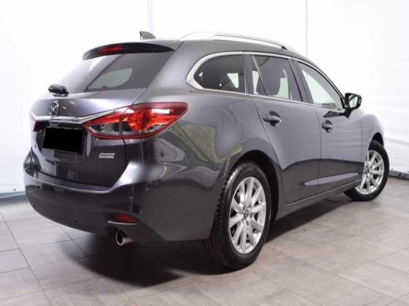 Mazda Mazda 6 Kombi 2.0 SkyActiv-G 165 Gris occasion à Beaupuy - photo n°3