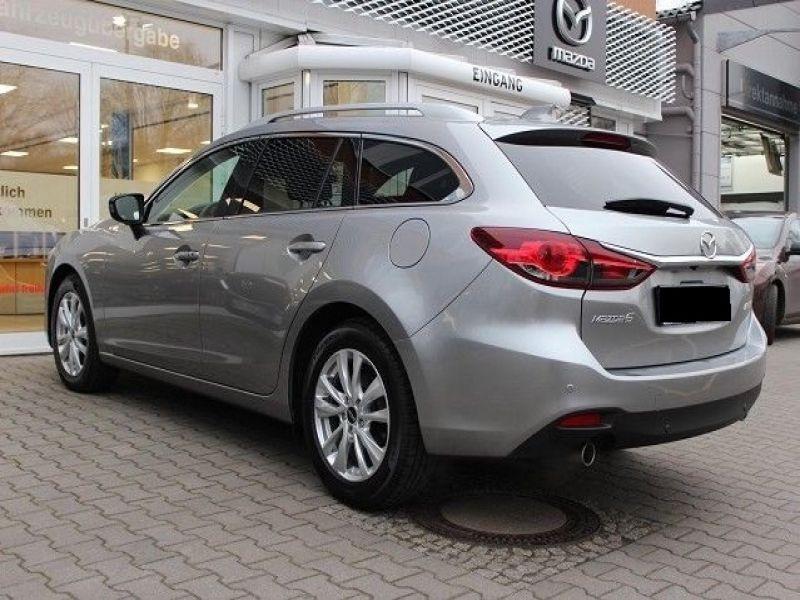 Mazda Mazda 6 Kombi 2.0 SkyActiv-G 165 Argent occasion à Beaupuy - photo n°3