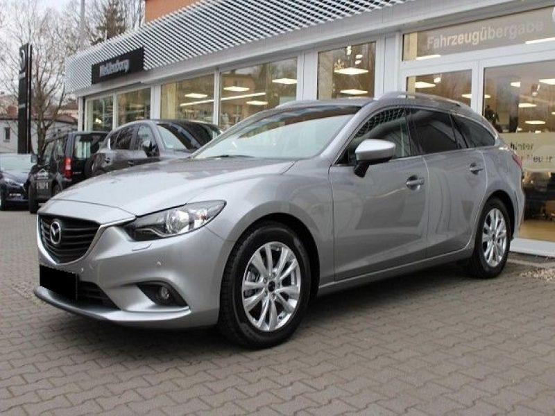 Mazda Mazda 6 Kombi 2.0 SkyActiv-G 165 Argent occasion à Beaupuy