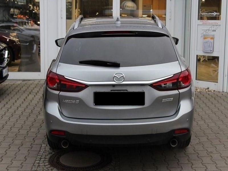 Mazda Mazda 6 Kombi 2.0 SkyActiv-G 165 Argent occasion à Beaupuy - photo n°9