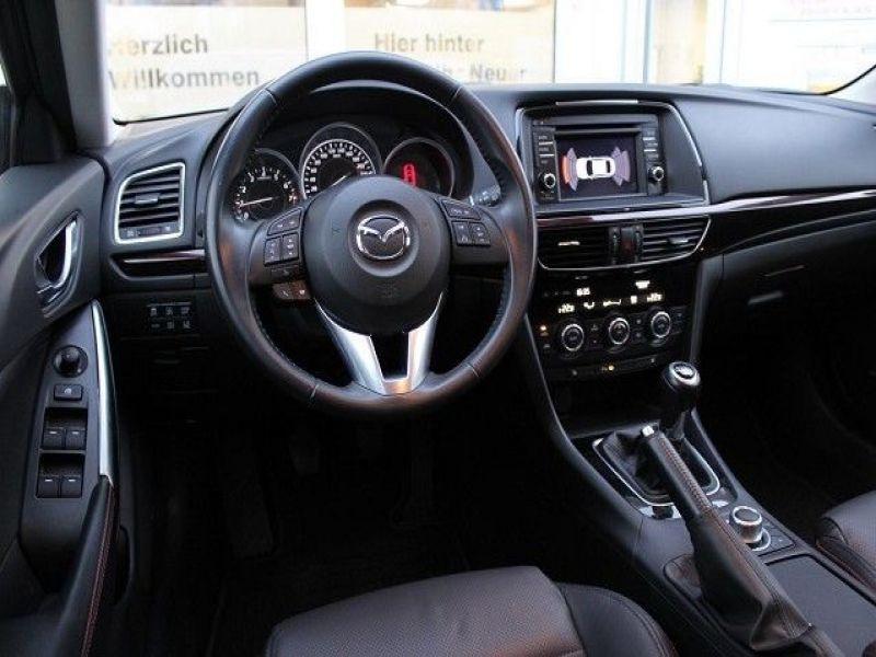 Mazda Mazda 6 Kombi 2.0 SkyActiv-G 165 Argent occasion à Beaupuy - photo n°2