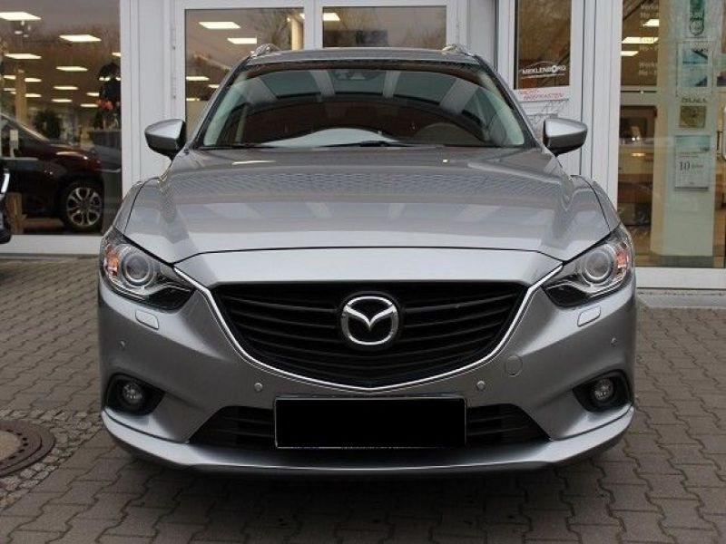 Mazda Mazda 6 Kombi 2.0 SkyActiv-G 165 Argent occasion à Beaupuy - photo n°8