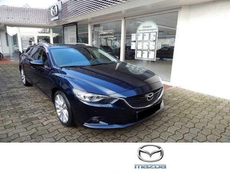 Mazda Mazda 6 Kombi 2.0 SkyActiv-G 165 Bleu occasion à Beaupuy