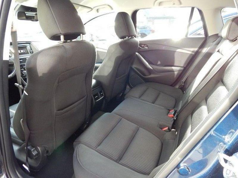 Mazda Mazda 6 Kombi 2.0 SkyActiv-G 165 Bleu occasion à Beaupuy - photo n°5