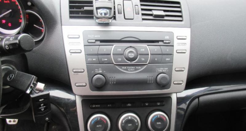 Mazda Mazda 6 MAZDA6 2.0L MZR - CD 140 Elegance Gris occasion à Saint Parres Aux Tertres - photo n°6