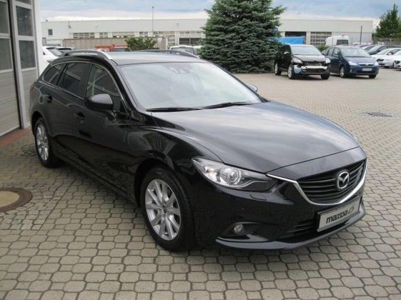Mazda Mazda 6 Wagon 2.0 SkyActiv-G 145 Noir occasion à Beaupuy - photo n°7
