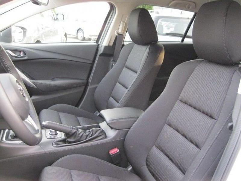 Mazda Mazda 6 Wagon 2.0 SkyActiv-G 145 Noir occasion à Beaupuy - photo n°5