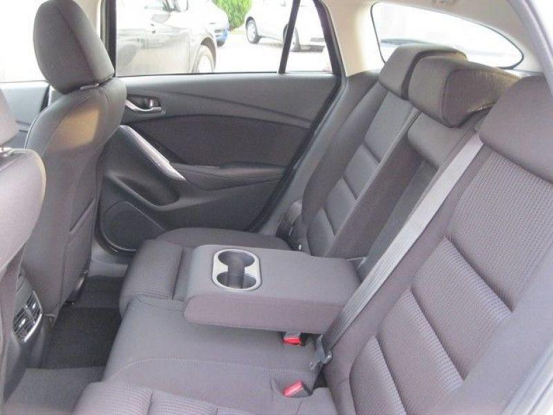 Mazda Mazda 6 Wagon 2.0 SkyActiv-G 145 Noir occasion à Beaupuy - photo n°6