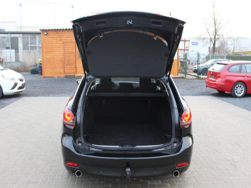 Mazda Mazda 6 Wagon 2.2 SkyActiv-D 150 Noir occasion à Beaupuy - photo n°6