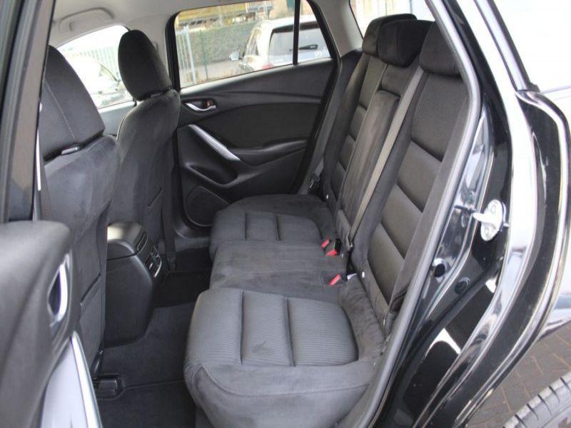 Mazda Mazda 6 Wagon 2.2 SkyActiv-D 150 Noir occasion à Beaupuy - photo n°5