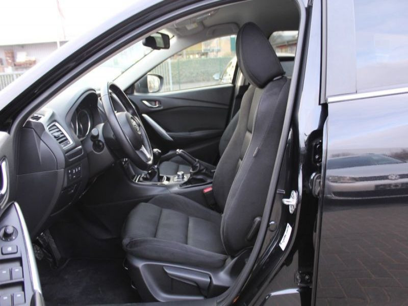 Mazda Mazda 6 Wagon 2.2 SkyActiv-D 150 Noir occasion à Beaupuy