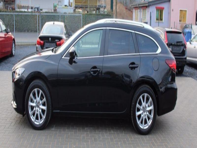 Mazda Mazda 6 Wagon 2.2 SkyActiv-D 150 Noir occasion à Beaupuy - photo n°7