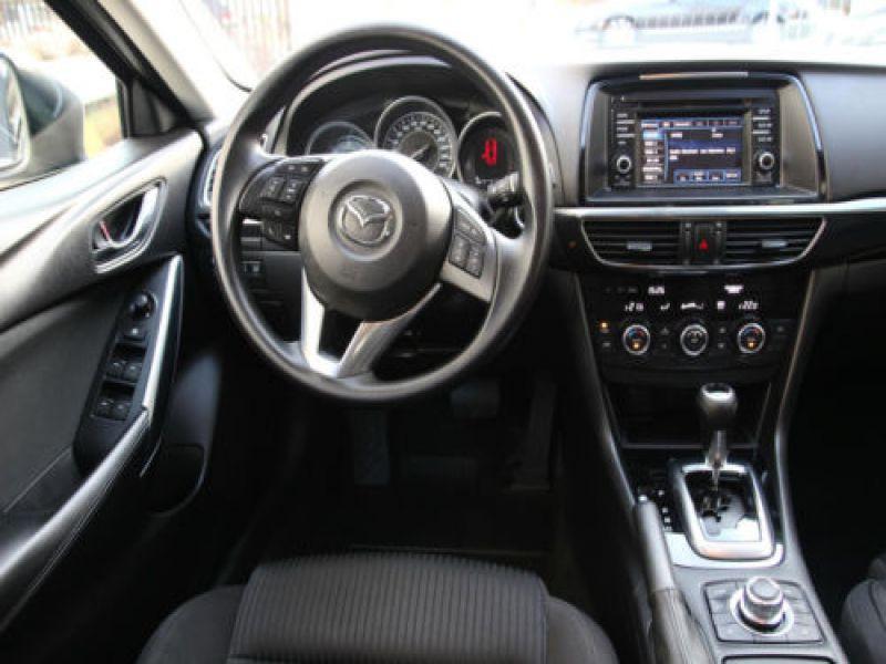 Mazda Mazda 6 Wagon 2.2 SkyActiv-D 150 Gris occasion à Beaupuy - photo n°4