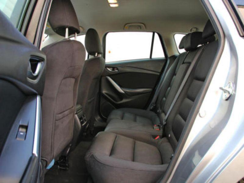 Mazda Mazda 6 Wagon 2.2 SkyActiv-D 150 Gris occasion à Beaupuy - photo n°3