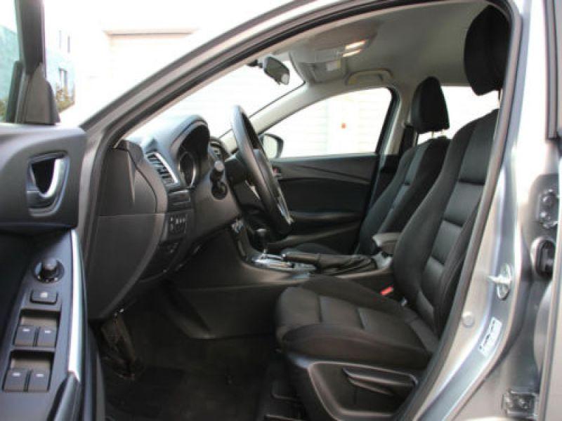 Mazda Mazda 6 Wagon 2.2 SkyActiv-D 150 Gris occasion à Beaupuy