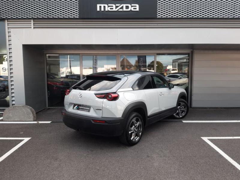 Mazda MX-30 145ch First Edition Modern Confidence  occasion à Cesson-Sévigné - photo n°4