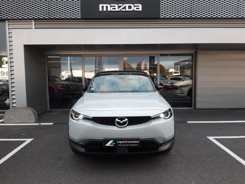 Mazda MX-30 145ch First Edition Modern Confidence  occasion à Cesson-Sévigné - photo n°7