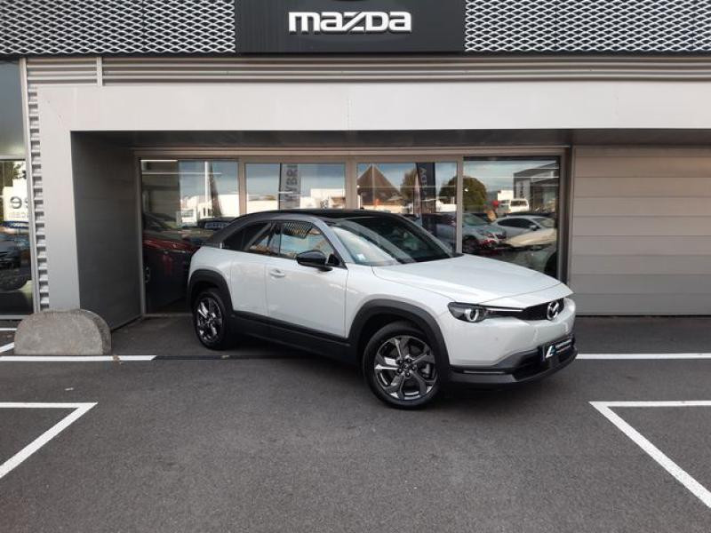 Mazda MX-30 145ch First Edition Modern Confidence  occasion à Cesson-Sévigné - photo n°2